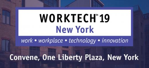 Worktech 2019 New York