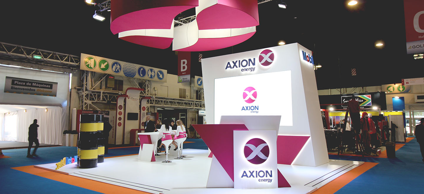 Stand Axion Arminera 2017