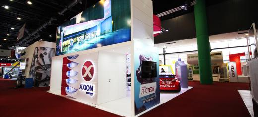 Axion Automechanika 2016