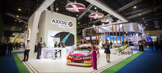 oil and gas 2017 axion energy