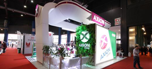 EXPOTRANSPORTE 2018 AXION